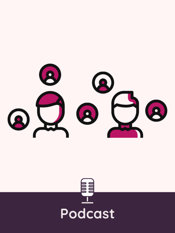 Podcast Introduction To People Managing People Featured image